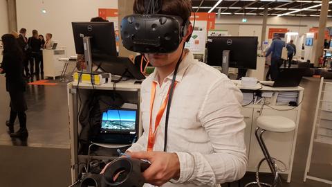 Testing Virtual Reality