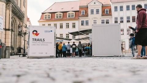 Trails in Zittau