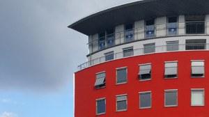 Gebäude Nürnberger Straße Auschnitt