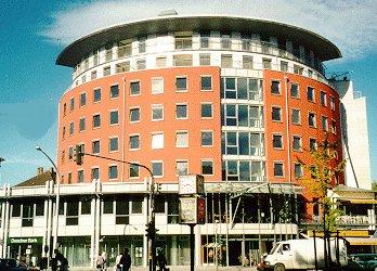 Bild des Institutsgebäudes