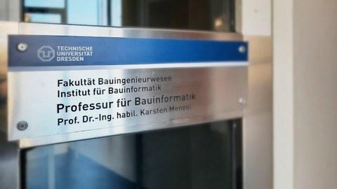 Das Institut für Bauinformatik