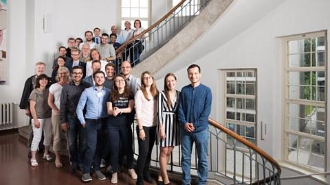 Gruppenbild workshop Geo5
