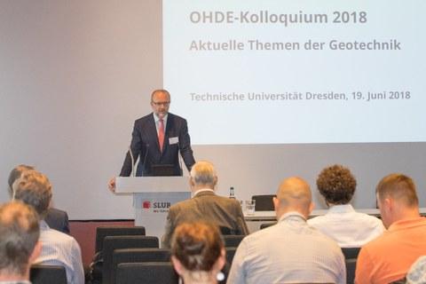Ohde-Kolloquium 2018