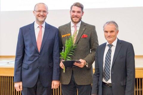 Preis der Franz und Alexandra Kirchhoff-Stiftung