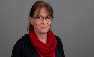 Porträt Gudrun Radloff