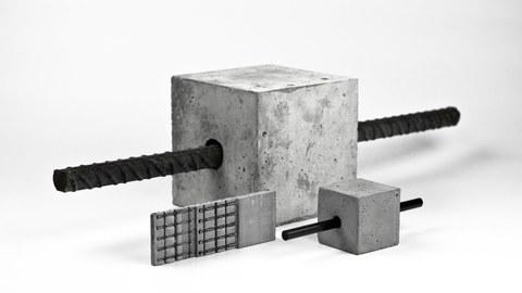 Stäbe Stahl und Carbon im Vergleich