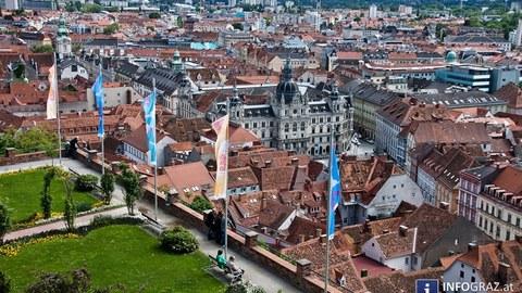 Die Stadt Graz
