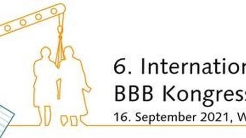 Grafik zum 6. Internationalen BBB Kongress in Weimar am 16.09.2021