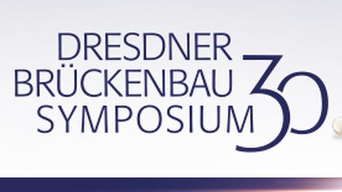 Logo des 30. Dresdner Brückenbausymposiums