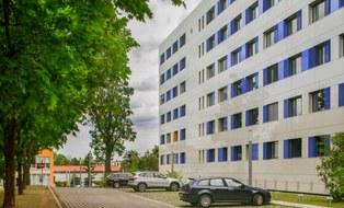 Aussenansicht Gebäude ABS