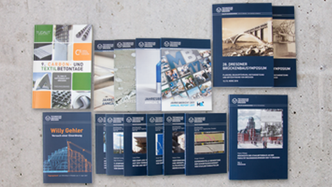 Verschiedene Publikationen des Institutes