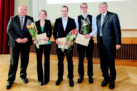 Gottfried-Brendel-Preis  2013