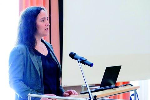 Kurt-Beyer-Preis 2012 für Dr.-Ing. Anett Brückner