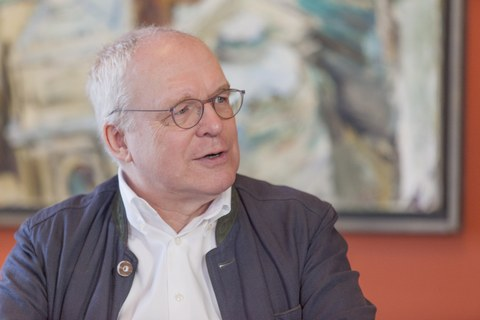 Interview with Prof. Dr.-Ing. Dr.-Ing. E. h. Manfred Curbach
