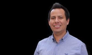 Portraitfoto zeigt Raul Beltran