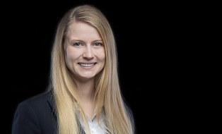 Foto zeigt ein Portrait von Josiane Giese