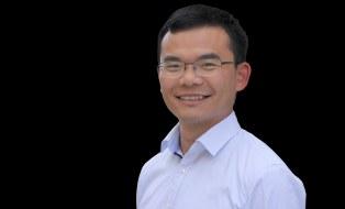 photo shows Chongjie Kang