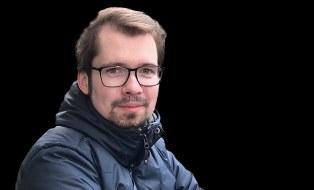 Foto zeigt ein Portrait von Conrad Pelka