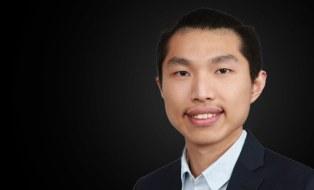 Foto zeigt das Portrait von Han Qiang