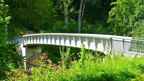 Textilbetonbrücke Kempten