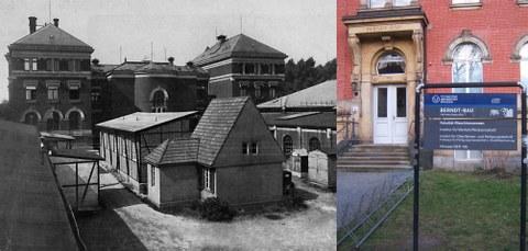 Ansicht des Versuchs- und Materialprüfungsamtes damals und heute