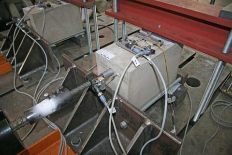 Instrumentation for cyclic testing