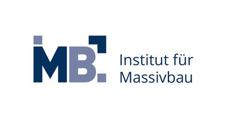 Grafik zeigt das Logo des Instituts für Massivbau der TU Dresden