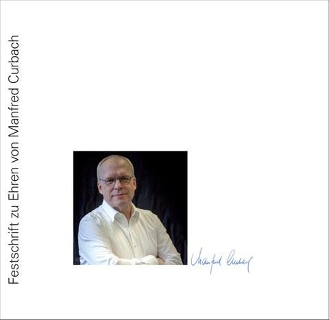 Bild zeigt den Umschlag zur Festschrift 60. Geburtstag Manfred Curbach