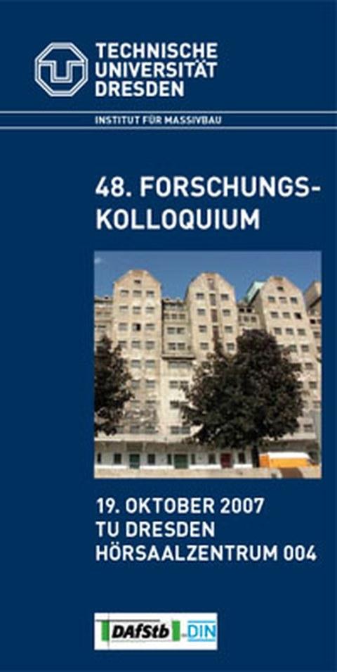 Einladung Kolloquium