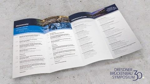 Einladungsfaltblatt DBBS 2020