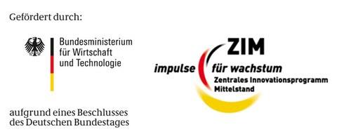 Logo BMWi ZIM