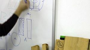 Lehre am Whiteboard