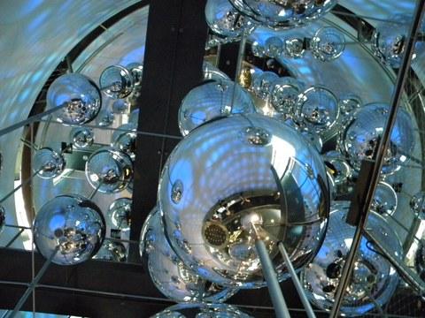Stahlwelten voestalpine AG in Linz
