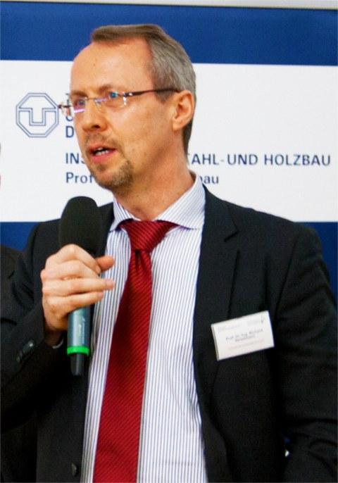Prof. Dr. Richard Stroetmann, Technische Universität Dresden
