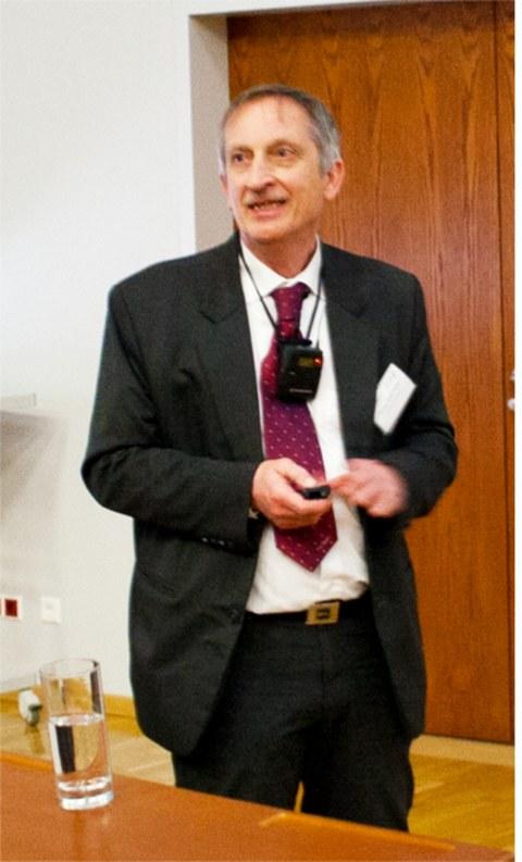 Dr. Stefan Herion, KIT Stahl- und Leichtbau –  Versuchsanstalt für Stahl, Holz und Steine, Karlsruhe