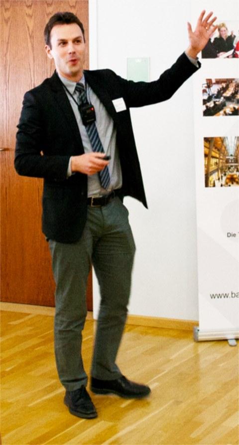 Prof. Dr. Andreas Taras, Universität der Bundeswehr,  München