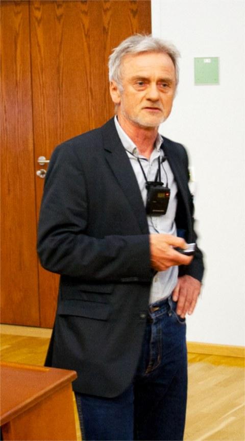 Dipl.-Ing. Andreas Gelhaar, Institut für Stahlbau Leipzig GmbH