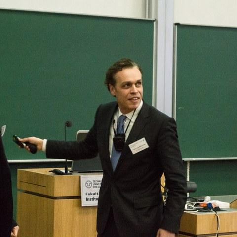 Prof. Dr.-Ing Michael Volz