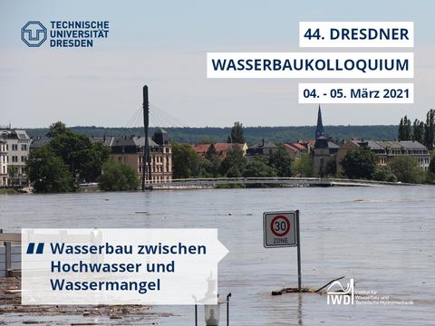 Dresdner Wasserbaukolloquium 2021: SharePic