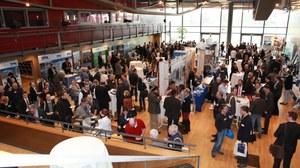 Fachausstellung des Dresdner Wasserbaukolloquiums 2016