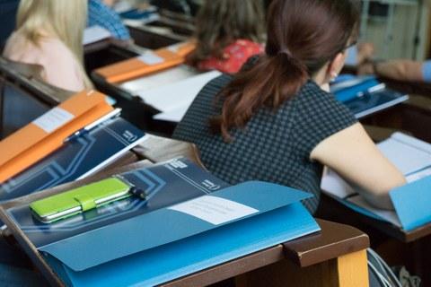 Studienunterlagen zur Erstsemestereinführungsveranstaltung