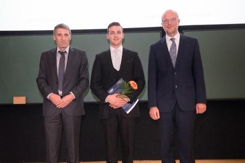 Preisträger Grüningpreis 2018