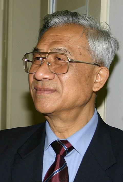Ehrendoktor Wu Xiangming