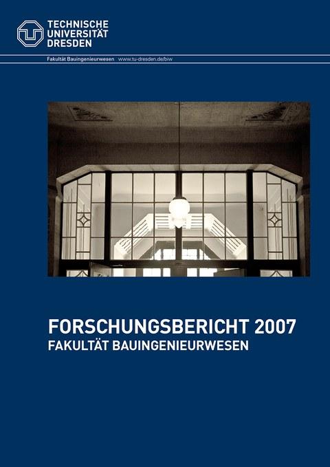 Forschungsbericht 2007