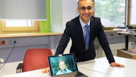 Ismael Bashar, Promotion