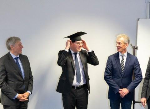 Promotion Niels Bartels