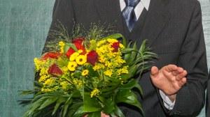 Gratulation Blumen