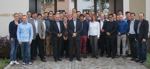 Group photo Kick-Off Meeting