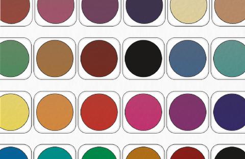 Farbausstellung