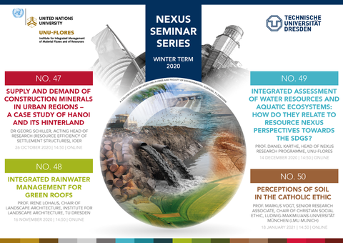 NEXUS seminar series